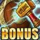 Hamer schild bonussymbool