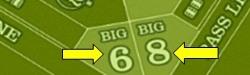 Big 6 8
